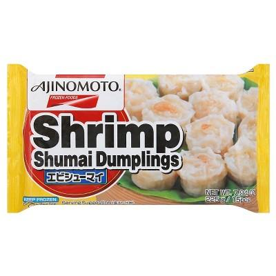 Ajinomoto Frozen Shrimp Shumai Dumplings - 7.94oz