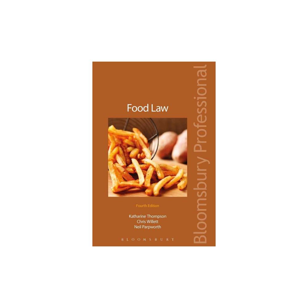 Food Law (Paperback) (Katharine Thompson)