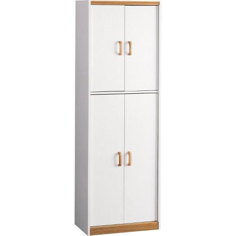 72 Daywood Kitchen Pantry Cabinet White Room Joy Target