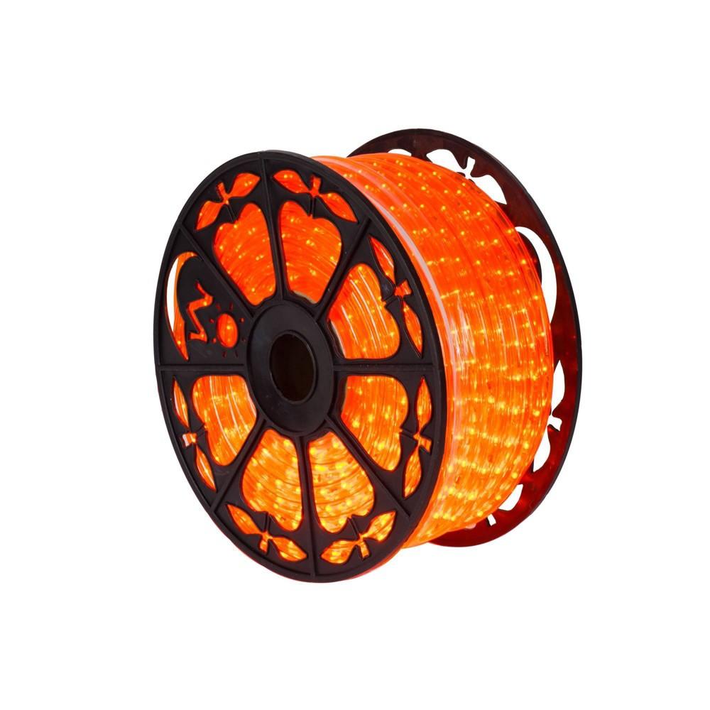 Image of Vickerman 150ft 120v Rope Light LED Orange