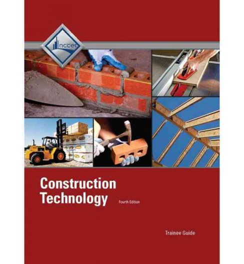 Construction Technology : Trainee Guide (Paperback) - image 1 of 1