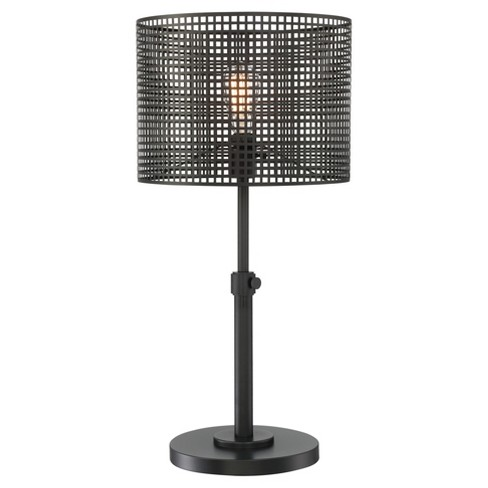 Hamilton Table Lamp - Black - Lite Source - image 1 of 3