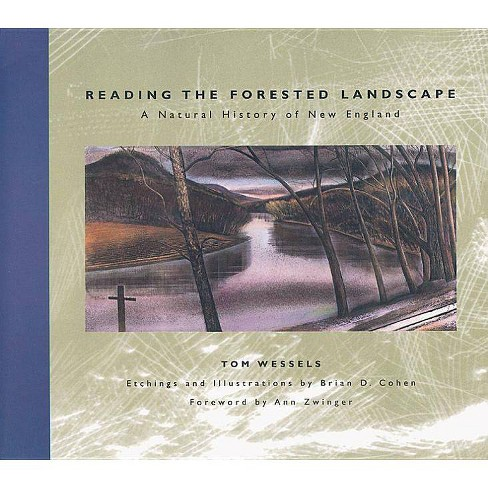 Reading the Forested Landscape - (Nature) by  Tom Wessels (Paperback) - image 1 of 1