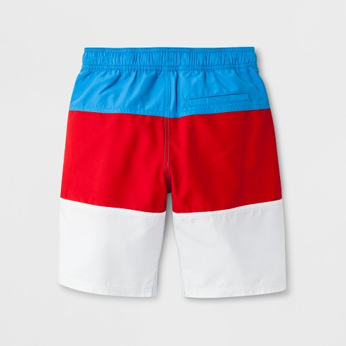 734dccf558 Boys' Swim Trunks - Cat & Jack™ XL Husky : Target