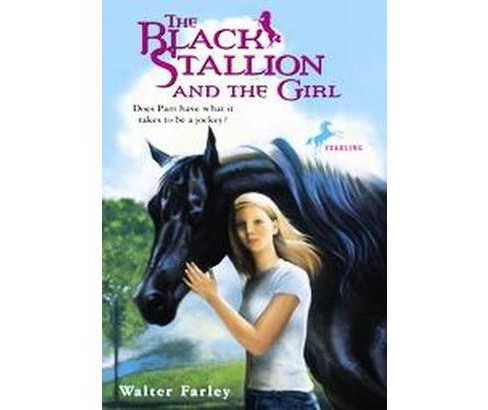 Black Stallion and the Girl (Reissue) (Paperback) (Walter Farley) - image 1 of 1