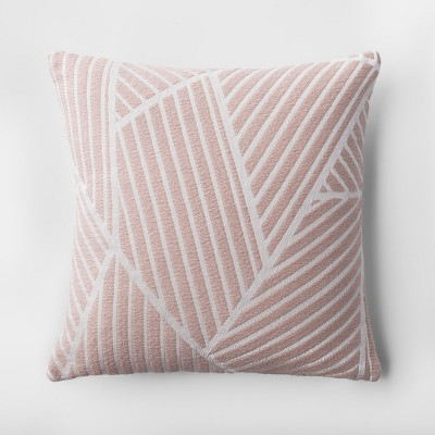 Patterned Throw Pillow (20 )- Pink - Project 62™