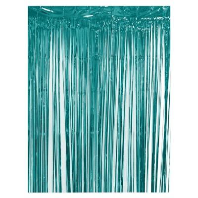 Fringe Backdrop Teal - Spritz™