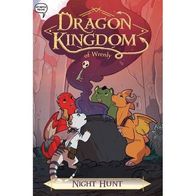 Night Hunt, 3 - (Dragon Kingdom of Wrenly) by  Jordan Quinn (Paperback)