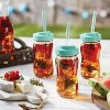 Ball 2pk Spiral Jars with Sip N Straw - image 4 of 4