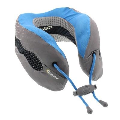 Cabeau ® Evolution Cool Memory Foam Travel Pillow - Glacier Blue