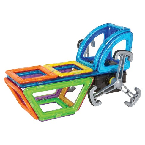 Magformers Funny Wheel Building Set - 20pc