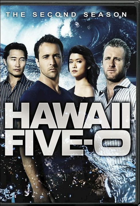 Hawaii Five-0: The Second Season [6 Discs] - image 1 of 1