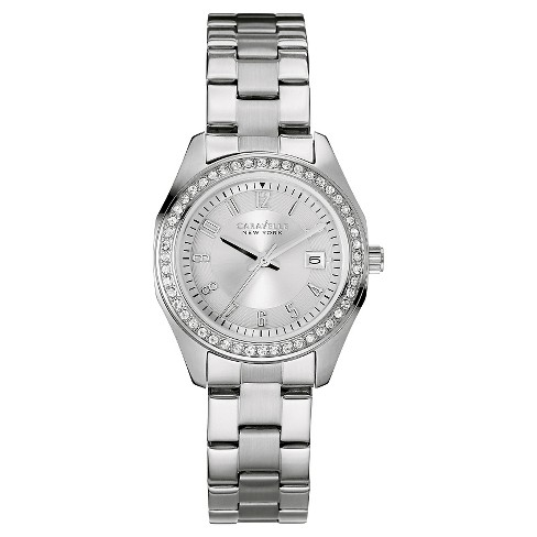 Caravelle New York by Bulova Women's Stainless Steel Bracelet Watch - 43M108 - image 1 of 1