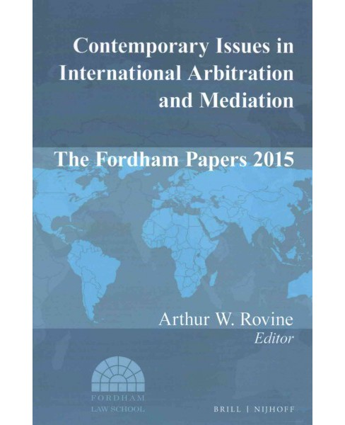 Fordham Papers 2015 (Hardcover) - image 1 of 1
