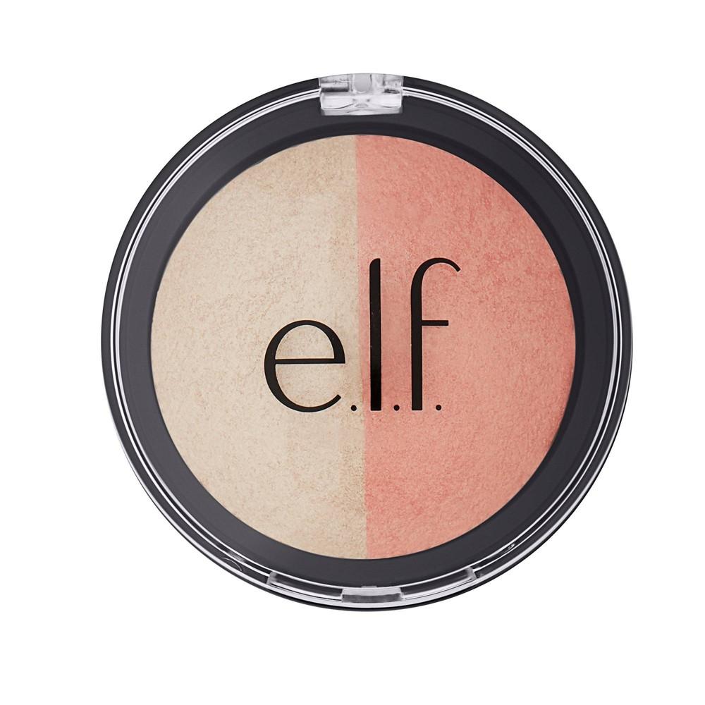 Image of e.l.f. Baked Highlighter & Blush Rose Gold - 0.18oz
