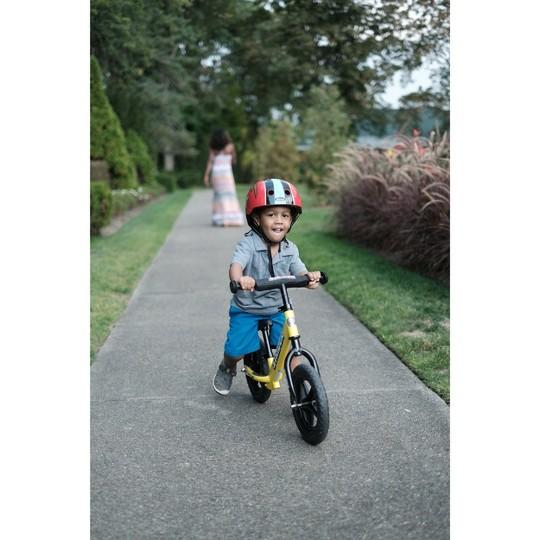 STRIDER 12 Sport Balance Bike - Yellow, Kids Unisex image number null