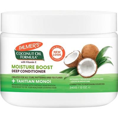 Palmer's Coconut Oil Formula Moisture Boost Deep Conditioner  - 12 fl oz