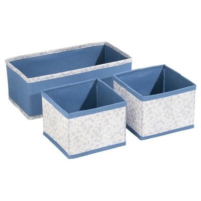 Interdesign Nursery Drawer/Changing Table Organizer Set