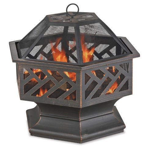 "27"" Outdoor Fire Bowl - Bronze - Endless Summer - image 1 of 1"