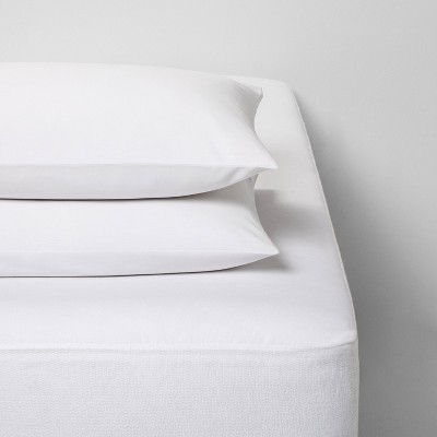 Queen Bed Protector Set White - Made By Design™