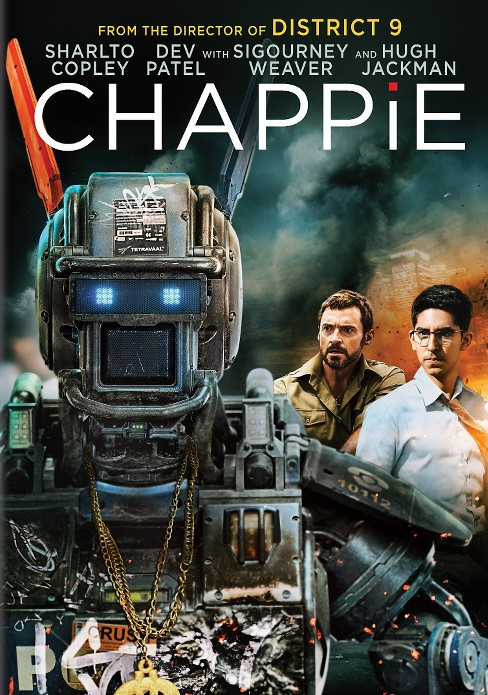 Chappie (With Digital Copy) (UltraViolet) (dvd_video) - image 1 of 1