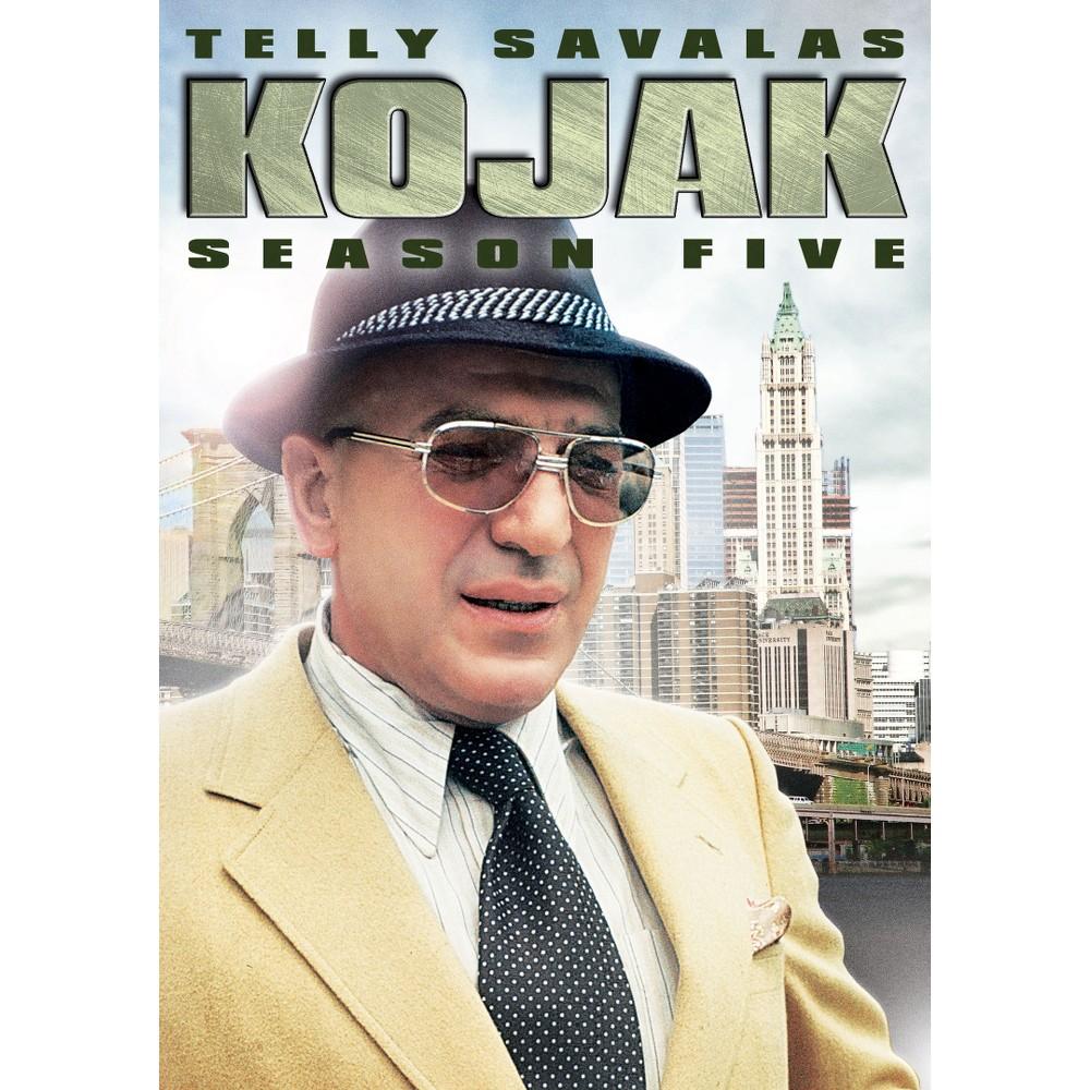 Kojak:Season Five (Dvd), Movies