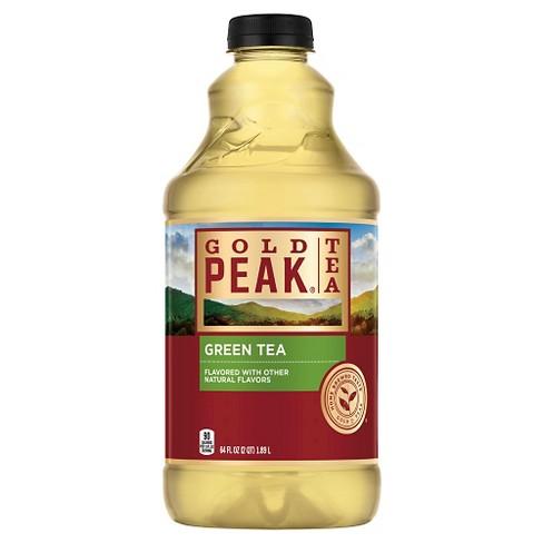 Gold Peak Green Tea - 64 Fl Oz Bottle