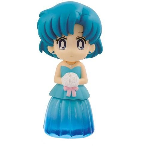 Banpresto Banpresto Sailor Moon Sailor Mercury Sparkle Dress Collection Figure - image 1 of 2