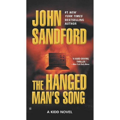 The Hanged Man's Song - (Kidd) by  John Sandford (Paperback)