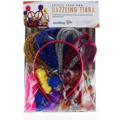 Nerd Block Create Your Own Dazzling Tiara Set