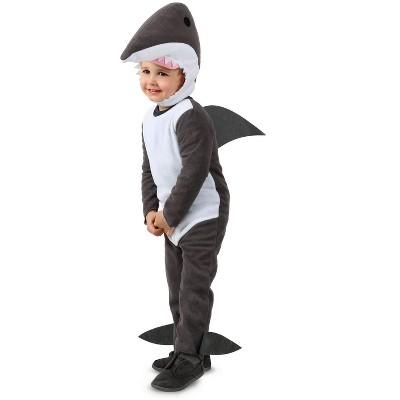 Princess Paradise Child Finn the Shark Costume