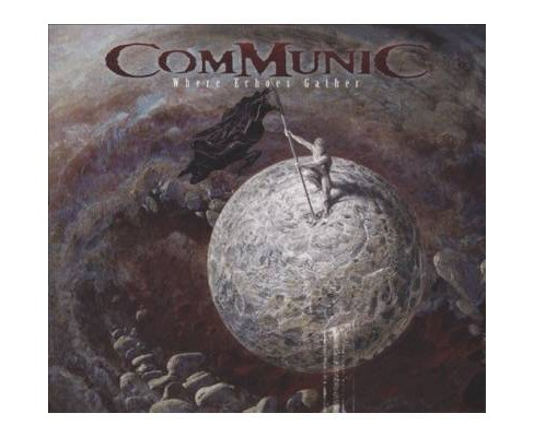 Communic - Where Echoes Gather (CD) - image 1 of 1