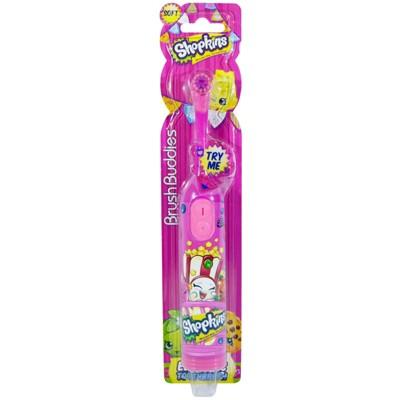 Brush Buddies Electric Toothbrush, Soft, 1 Toothbrush