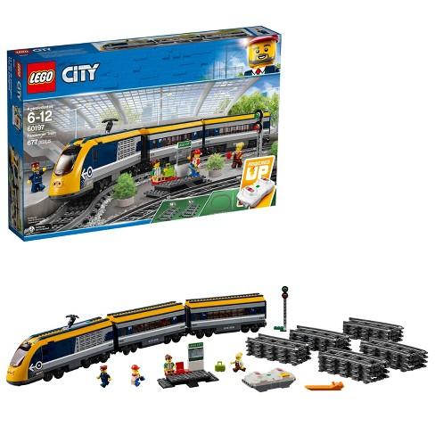 LEGO City Passenger Train 60197 - image 1 of 4