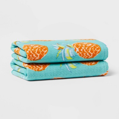 2pk Hand Towel Set - Opalhouse™