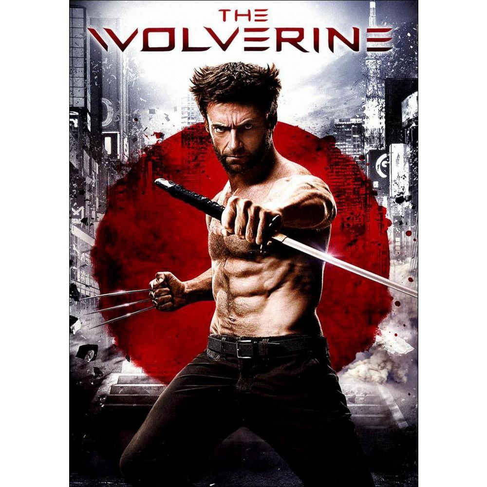 The Wolverine (dvd_video)