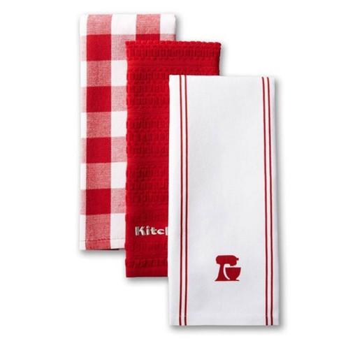 KitchenAid 3Pk Mixer Kitchen Towels - image 1 of 4