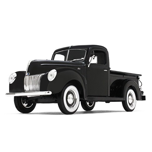 1940 Ford Pickup Truck Black 1 25 Cast Model Car By First Gear Target
