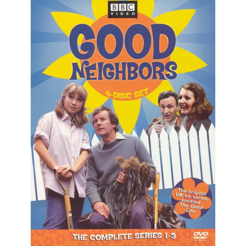 Good Neighbors:Complete Series 1-3 (Dvd)