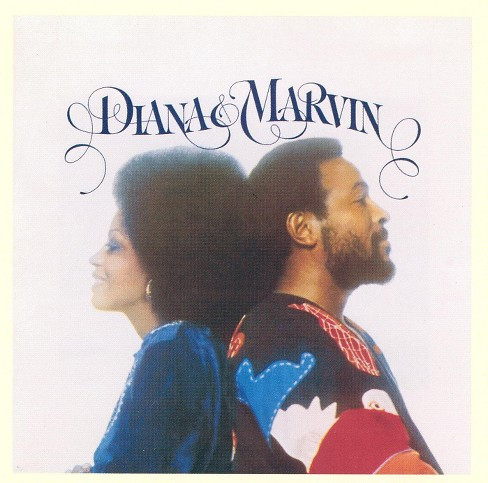Marvin gaye - Diana marvin (Vinyl) - image 1 of 1