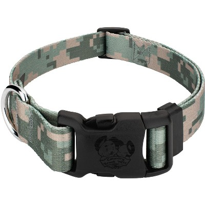 Country Brook Design® Digital Camo Deluxe Dog Collar - Made in The U.S.A.
