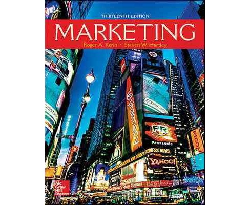 Marketing (Hardcover) (Roger A. Kerin) - image 1 of 1