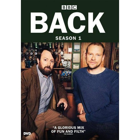 Back: Season 1 (DVD) - image 1 of 1