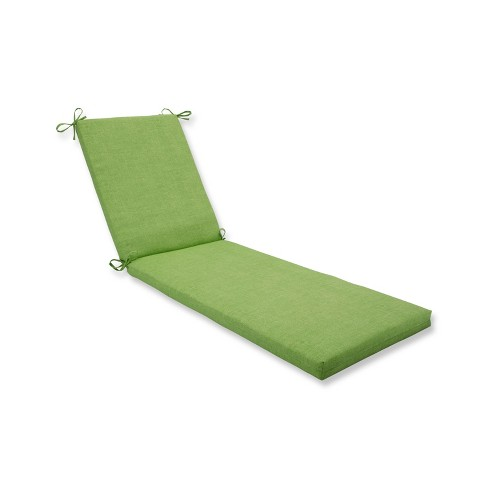 Baja Indoor/Outdoor Chaise Lounge Cushion - Linen Lime - Pillow Perfect - image 1 of 1