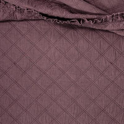 Vintage Washed Ruffle Quilt - Threshold™ : Target