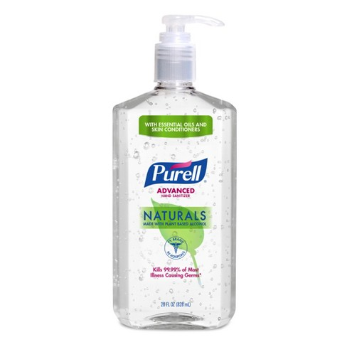 Purell Hand Sanitizer Naturals - 28oz - image 1 of 1