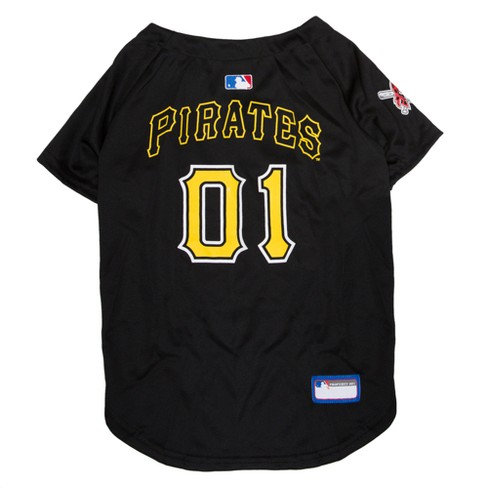 mlb pets first pet baseball jersey pittsburgh pirates target