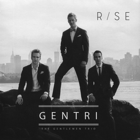 Gentri - Rise (CD) - image 1 of 1