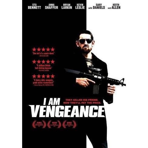 I Am Vengeance (DVD) - image 1 of 1