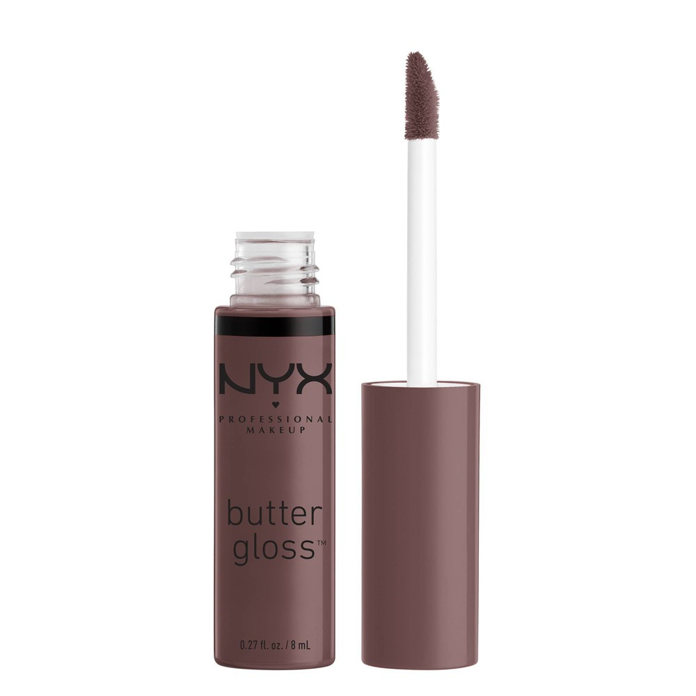 Nyx Professional Makeup Butter Lip Gloss Salty Coco 0 27 Fl Oz